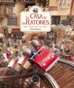 CASA DE LOS RATONES, LA VOL.3