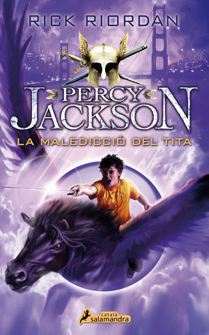 LA MALEDICCIÓ DEL TITÀ. PERCY JACKSON 3