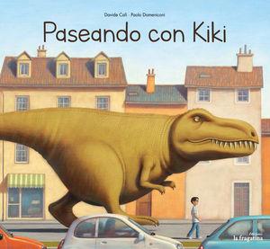 PASEANDO CON KIKI