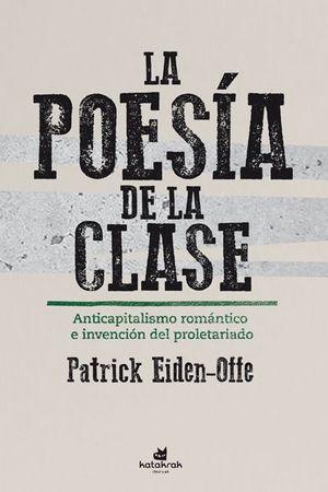 LA POESÍA DE LA CLASE.