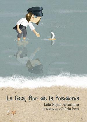 LA GEA, FLOR DE LA POSIDÒNIA