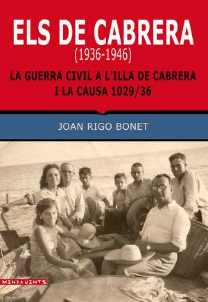 DE CABRERA, ELS (1936-1946)