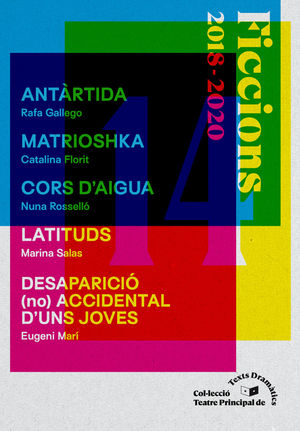 FICCIONS 2018-2020 -ANTARTIDA/MATRIOSHKA