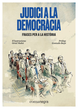 JUDICI A LA DEMOCRACIA