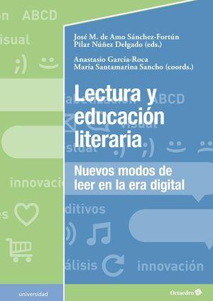 LECTURA Y EDUCACIÓN LITERARIA