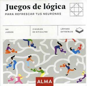 JUEGOS DE LÓGICA PARA REFRESCAR TUS NEURONES