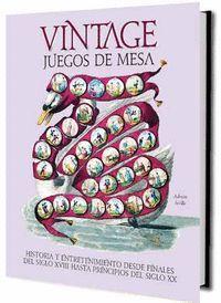JUEGOS DE MESA VINTAGE