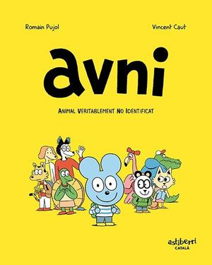 AVNI 01. ANIMAL VERITABLEMENT NO IDENTIFICAT