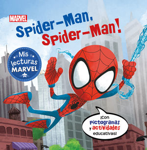 SPIDER-MAN! MIS LECTURAS MARVEL