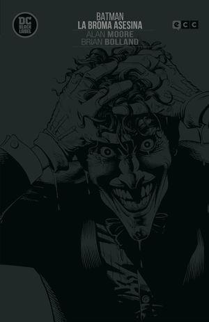 BATMAN: LA BROMA ASESINA - EDICIÓN BLACK LABEL