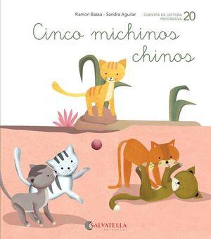 CINCO MICHINOS CHINOS -20-