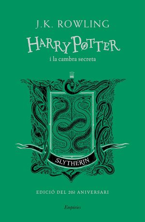 HARRY POTTER I LA CAMBRA SECRETA-SLYTHERIN