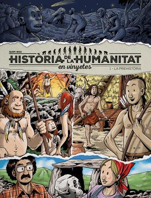 HISTORIA DE LA HUMANITAT EN VINYETES - CAT