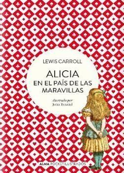 ALICIA EN EL PAS DE LAS MARAVILLAS (POCKET)