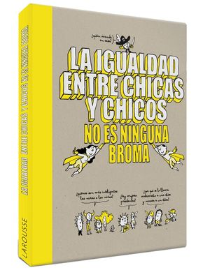 LA IGUALDAD ENTRE CHICAS