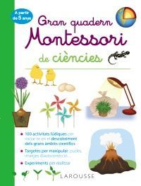 GRAN QUADERN MONTESSORI DE CIENCIES