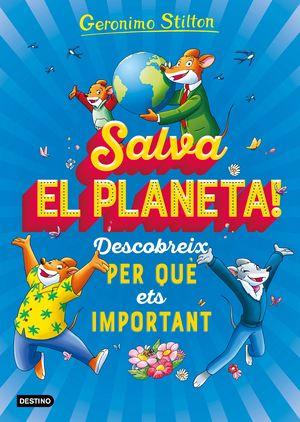 SALVA EL PLANETA!