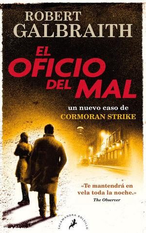 EL OFICIO DEL MAL (CORMORAN STRIKE 3)