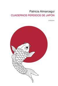 CUADERNOS PERDIDOS DE JAPON