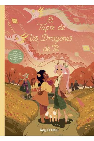EL TAPIZ DE LOS DRAGONES DE TÉ