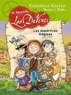 EL PEQUEÑO LEO DAVINCI 1. LAS DEPORTIVAS