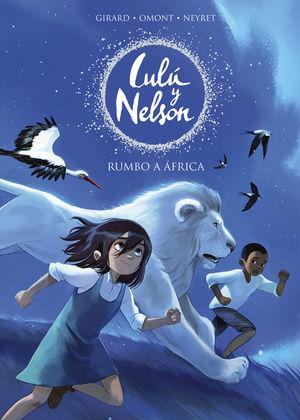 RUMBO A ÁFRICA (LULU Y NELSON)