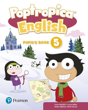 ENGLISH 5 PUPILS BOOK