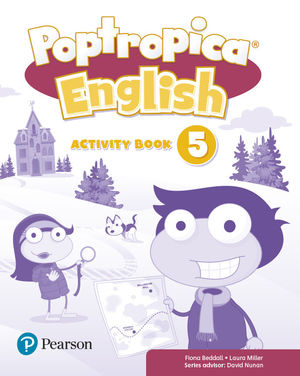 ENGLISH 5 ACTIVITY BOOK