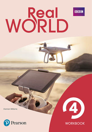 REAL WORLD 4 WORKBOOK