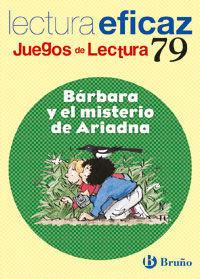 BÁRBARA Y EL MISTERIO DE ARIADNA, 6 EDUCACIÓN PRIMARIA