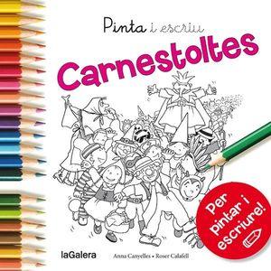 PINTA I ESCRIU CARNESTOLTES