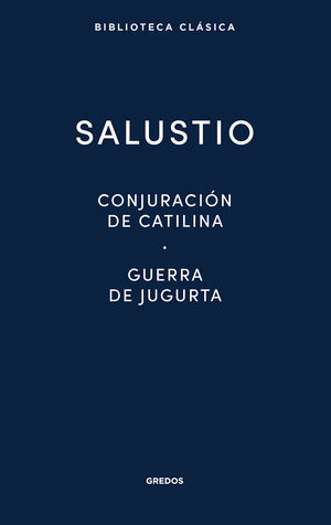 CONJURACION CATILINA GUERRA JUGURTA FRAG