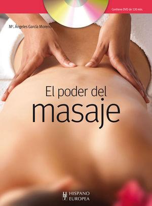 PODER DEL MASAJE (+DVD), EL