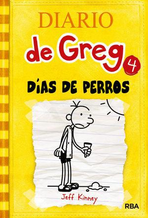 DIARIO DE GREGG 4: DIAS DE PERROS