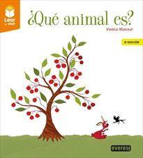 QUE ANIMAL ES?
