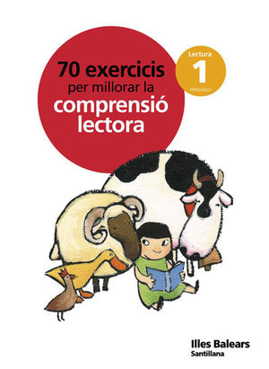 COMPRENSIÓ LECTORA, 1 EDUCACIÓ PRIMÀRIA (BALEARES)
