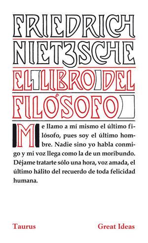LIBRO DEL FILOSOFO