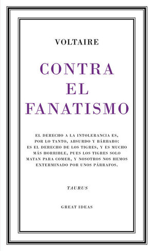 CONTRA EL FANATISMO RELIGIOSO