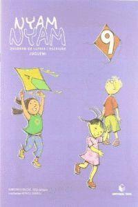 NYAM-NYAM, JUGUEM!, EDUCACIÓ INFANTIL. QUADERN DE LLEGIR I ESCRIURE 9