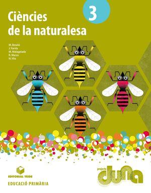 CIENCIES NATURALESA 3R.PRIM.(DUNA)