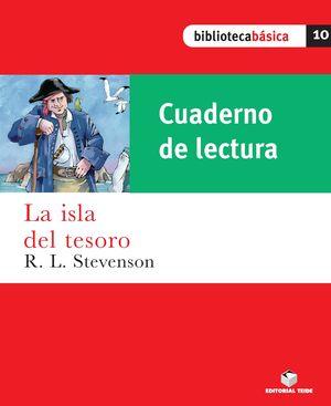CUADERNO LECTURA ISLA TESORO