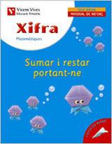 XIFRA 8 SUMAR I RESTAR PORTANT-NE