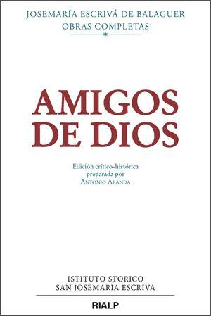 AMIGOS DE DIOS (CRÍTICO-HISTÓRICA)
