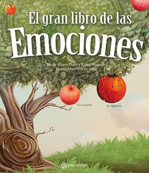 GRAN LIBRO DE LAS EMOCIONES