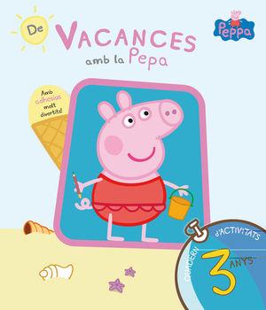 VACACNCES PEPPA 3 ANYS