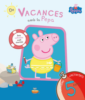 VACANCES PEPPA 5 ANYS