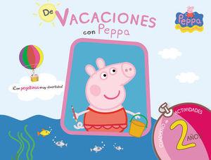 DE VACACIONES PEPPA 2 AÑOS