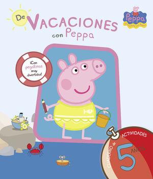 VACACIONES OCN PEPPA 5 AÑOS