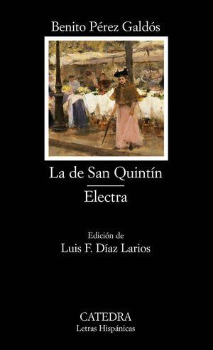 LA DE SAN QUINTÍN; ELECTRA