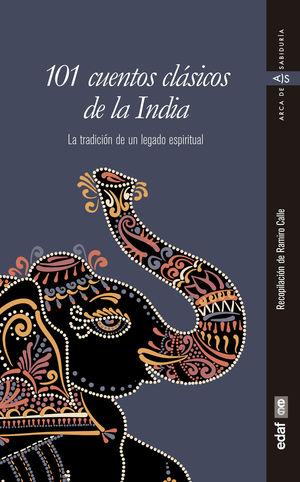 101 CUENTOS CLÁSICOS DE LA INDIA